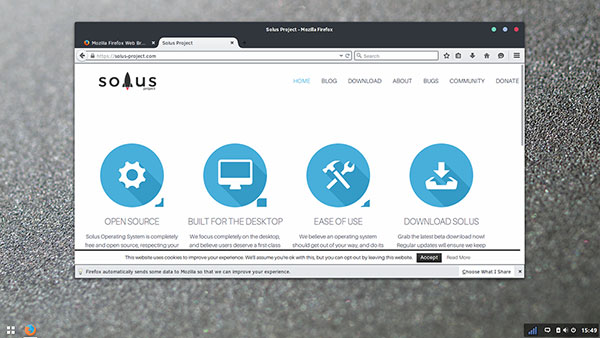Solus Project Linux