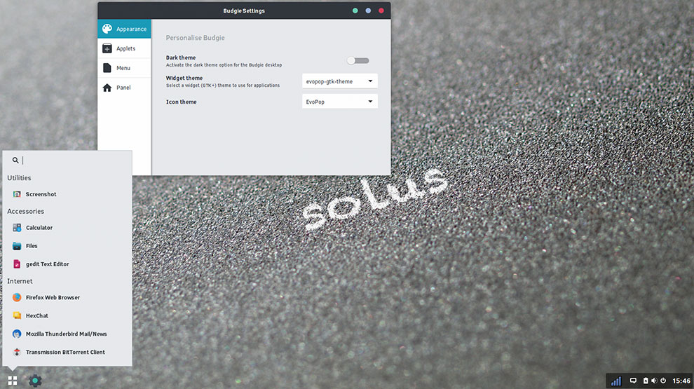 The New Solus: Putting the Pieces Together Again