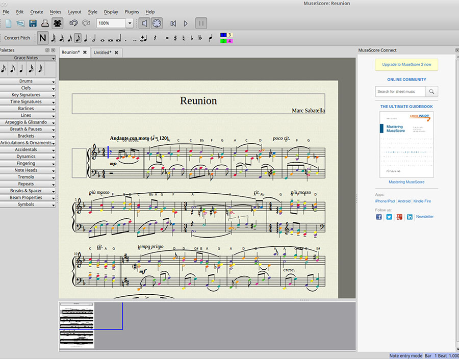 MuseScore Can Turn Songwriters Into Maestros