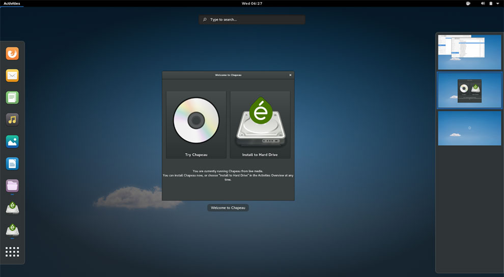 Hats Off to Chapeau Linux's Better Fedora Concept