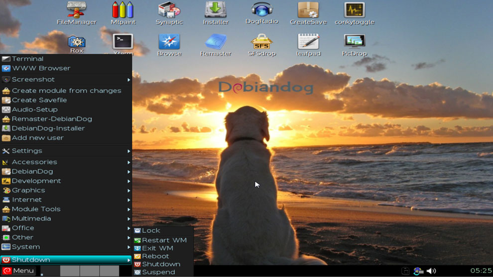 DebianDog Is a Useful Pocket Pup