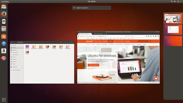 GNOME y Budgie en Ubuntu 17.10: Entornos confortables