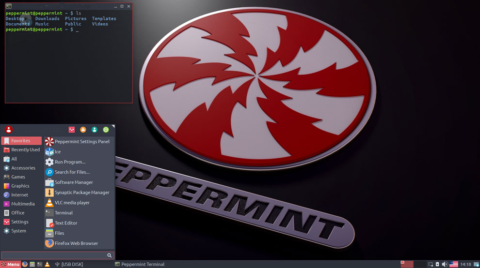 Peppermint 9 Offers Some Cool New Options
