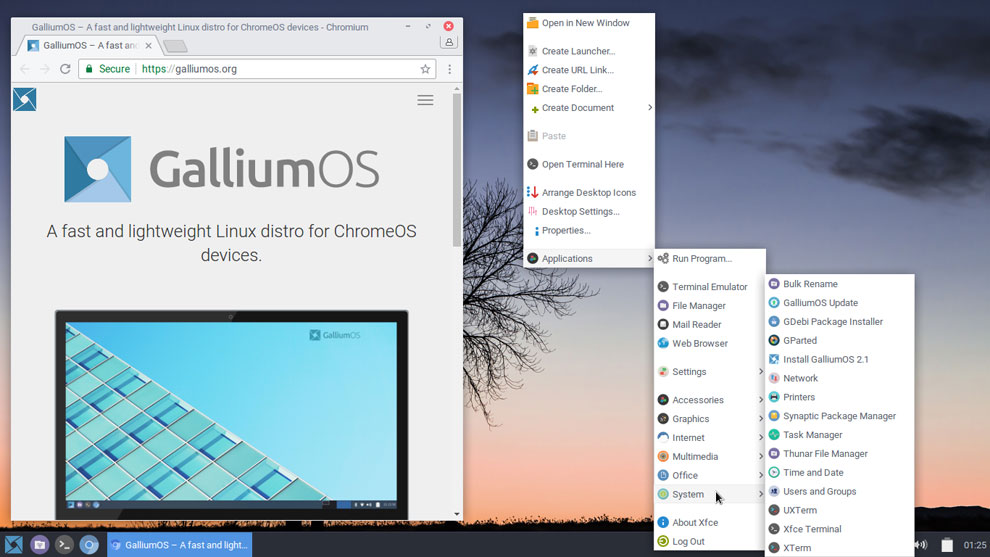 Got a Screwdriver? GalliumOS Can Turn Chromebooks Into Linux Boxes