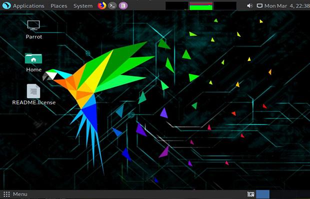 Parrot classic MATE design