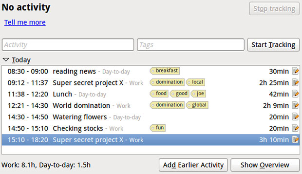 8 Great Linux Time-Tracker Apps to Keep You on Task