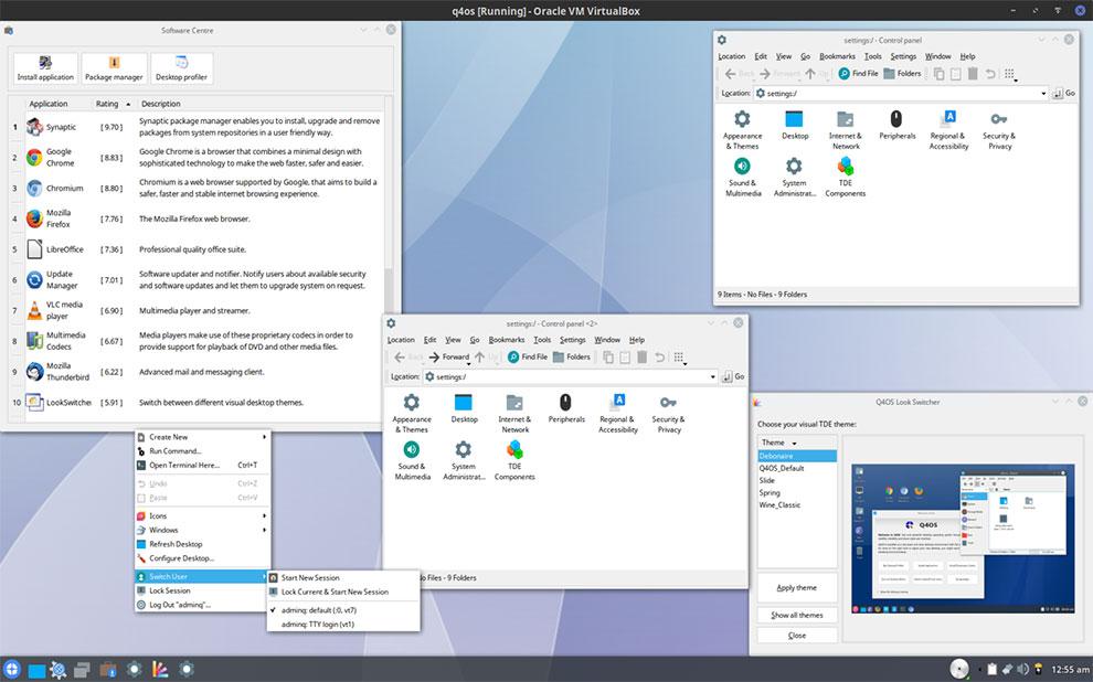 Q4OS and TDE: A Juicy Little Linux Secret
