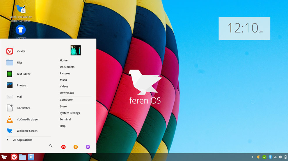 Feren OS: An Almost Flawless Linux Computing Platform