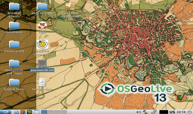 New OSGeoLive Release Opens Doors to Geospatial Worlds