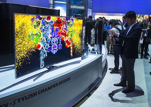 Samsung Smart TVs Hint at Tizen-Run IoT