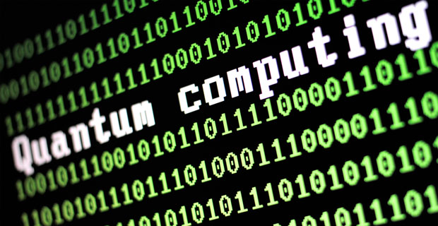 quantum computing poses a grave threat to data security on a global scale