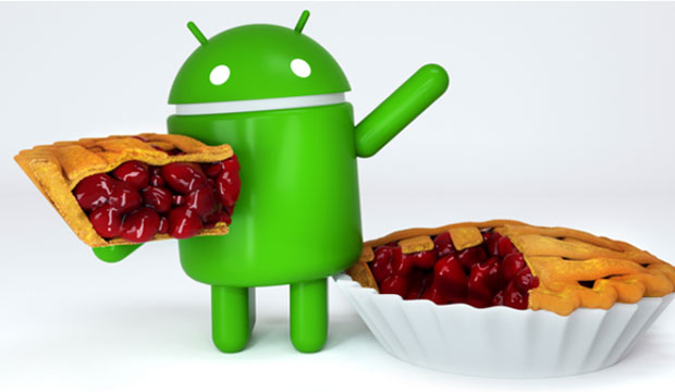 google's android pie is a mobile operating system that can learn from user behavior and anticipate desired actions