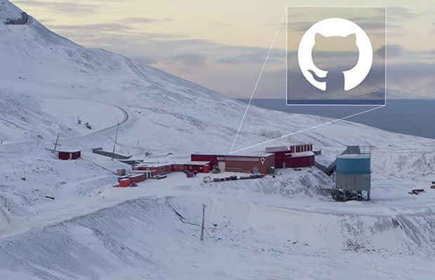 github wants to protect open source code from an apocalypse in an abandoned mine in the arctic