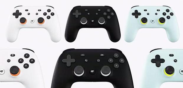 google has announced stadia a streaming gaming service with wifi controller