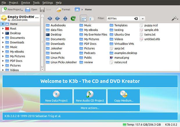 k3b pour ubuntu