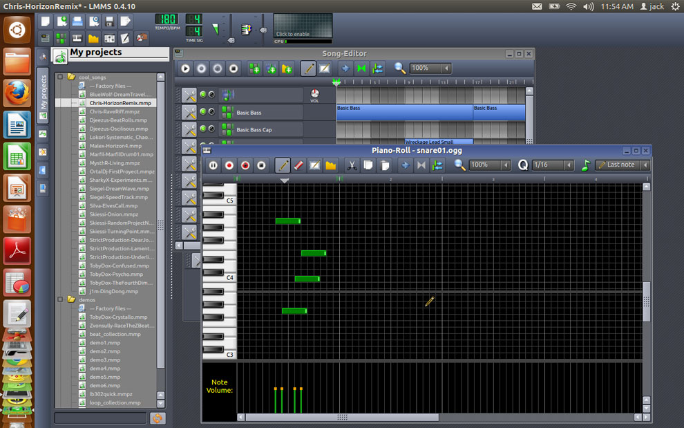 LMMS Is a Fearsome Music-Makin...