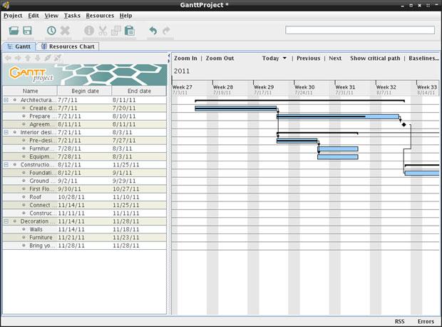 ganttproject packs prodigious planning power