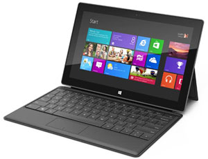 Microsoft's Surface RT Tablet