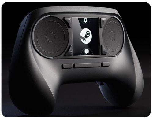 Valve Releases Steam Controller